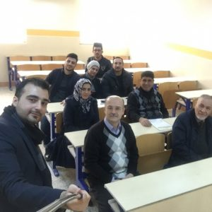 Training for the Department of communication and computer engineering