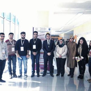Department of computer Science Faculty and Students Participate in IEC 2017