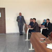 Seminar Presentation- Dr. Siba Ibrahim Taha
