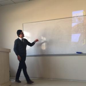 Seminar  – Asst. Lect. Omar Abdulwahhab khalaf