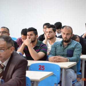 Department of computer Science Faculty and third year Students Participate in ICoIT17