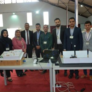 Computer Science participated in technology festival at the Book Fair 2017