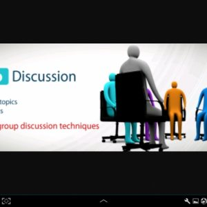 Developing Group Discussion Skills