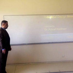 Seminar Presentation – Dr. Ashraf Nadheer