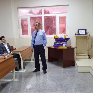 Seminar Presentation – Asst. Prof. Mahmoud I. M.
