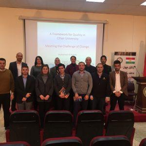 Work Shop – Prof. Mohammed Al-Rubeai