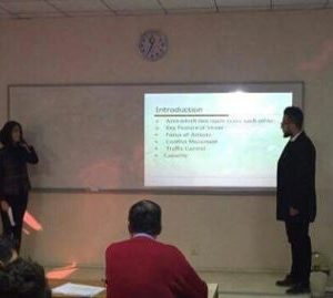 Seminar Presentation – Different types of Intersections