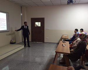 Seminar Presentation – Asst. Lect. Waleed M. Q.