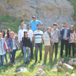 Scientific Visit – Bexma Dam