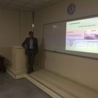 Seminar Presentation – Overview Civil 3D and Highway Design
