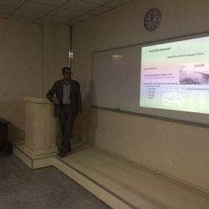 Seminar Presentation – Overview Civil 3D and Highway Design