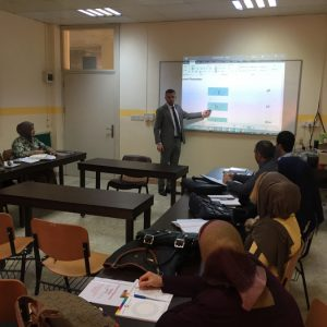Training Course for Science Teachers