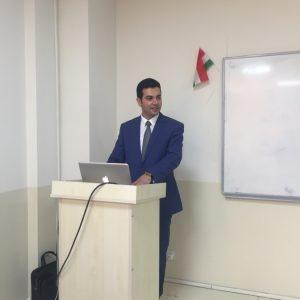 Training Course – Auto Desk 3Ds Max- Asst Lect Hasan F. Hasan