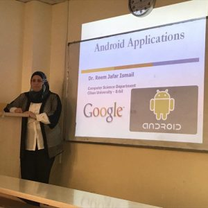 Workshop on Android Application