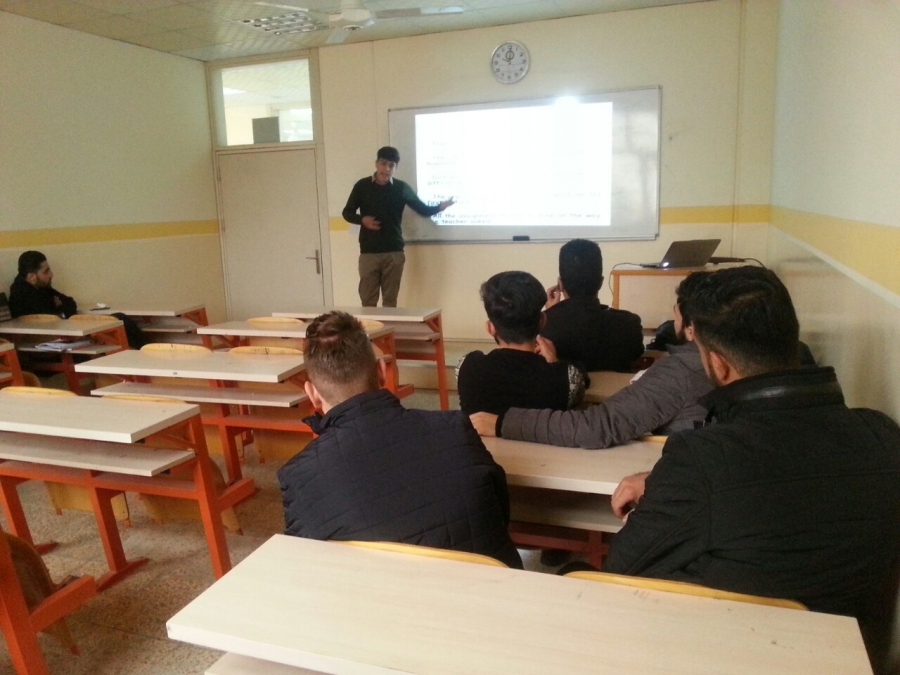 Student`s Seminar/Department of Translation