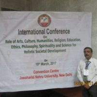 Participation in an International Conference by the representative of Banking Department (Cihan University, Erbil)