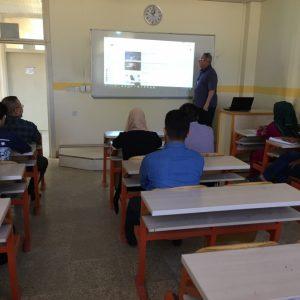 A Trainig Course in American English