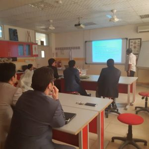 "Seminar on ""SEM Examination for The Antenna of Apis Mellifera"""