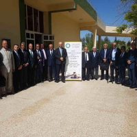 "An extensive workshop entitled  ""Constitutional Rights of the People of  Kurdistan Region – Iraq"""