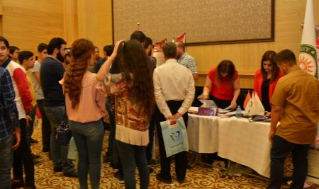 Cihan University – Erbil Participates in the Private Universities Exhibition