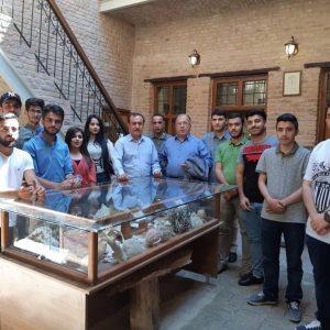 Scientific Visit to Erbil Stone Museum