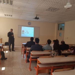 """Seminar on """"Immune Aspects of Heat Shock Proteins in Cystic Echinococcosis"""""""