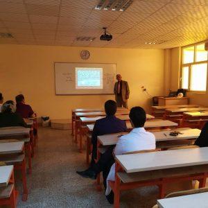 "Seminar on ""Reducing of SOx Emissions Participates in Decreasing Environmental Pollution"""