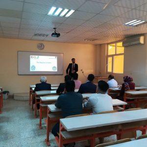 "Seminar on ""The Regulons of AtrA"""