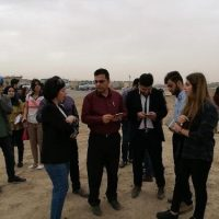 Sites Visit-5th Year Students