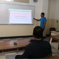 The FITT Principle, seminar by Asst.Prof. Hawder Dlshad