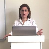 Seminar about e-QA Process at Cihan University