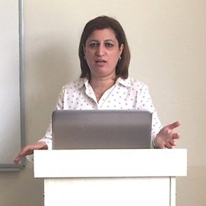 Seminar about e-QA Process at Cihan University