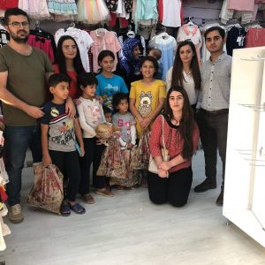 Orphans Eid Clothing campaign