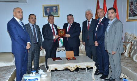 Agreement between Cihan University and Salahaddin University