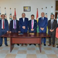 Memorandum of understanding between Cihan University – Erbil and Koya University