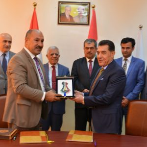Memorandum of understanding between Cihan University – Erbil and Halabja University