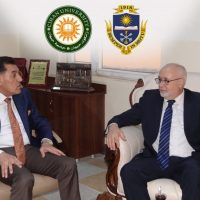 Memorandum of understanding between Cihan University – Erbil and Voronezh State University