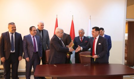 Memorandum of understanding between Cihan University – Erbil and Kirkuk University