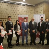 Asia cell honors a number of Students at Cihan university- Erbil