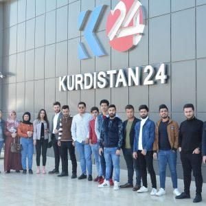 سهردانى زانستى بۆ كهناڵى كوردستان 24
