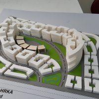 ألتقديم النهائي لمادة التصميم الحضري 2