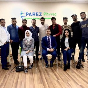 A Visit To The Parez Physio Center For Physiotherapy