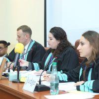 مسابقة جيسوب الدولية للمحاماة في جامعة جيهان –اربيل