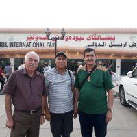 المشاركة في معرض اربيل الدولي للكتاب