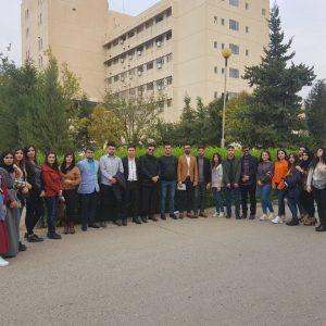 Scientific Visit to Rizgari Teaching Hospital in Erbil