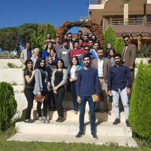 Scientific/ Site Visit- Second Year students