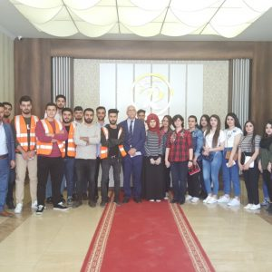 Scientific Trip for the 3rd Year Students