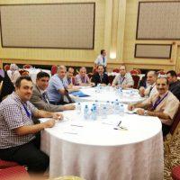 المشاركة في لتوحيد مناهج قسم الهندسة في الاقليم 2