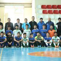 A Friendly Footsal Football Match