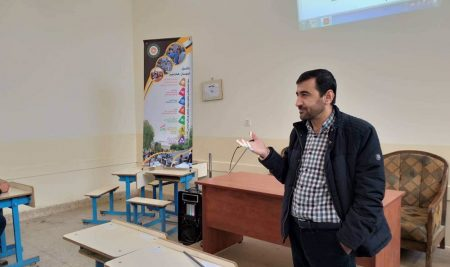 Cihan University-Erbil organizes an outreach campaign for school students …….